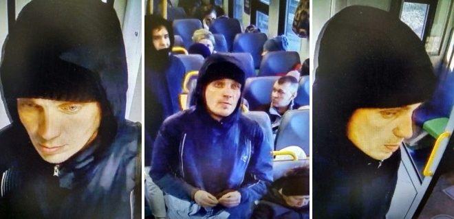 Полиция разыскивает подозреваемого в кражах