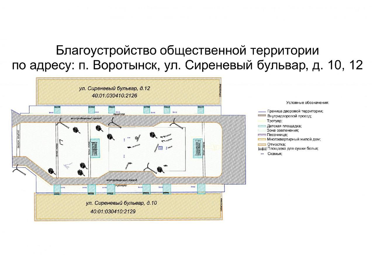 Голосование за благоустройство общественных пространств в рамках проекта «Формирование комфортной городской среды»