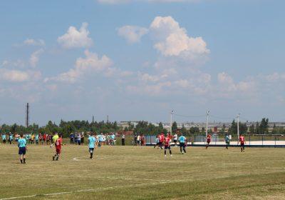 В Воротынске обустроят футбольный стадион