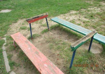В Воротынске выявили нарушение на детских площадках